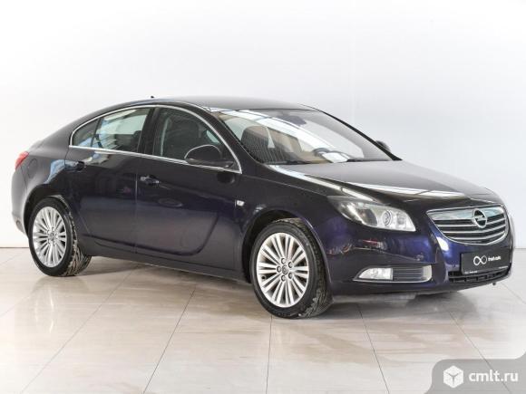 Opel Insignia - 2013 г. в.. Фото 1.