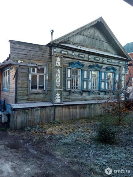 Продается: дом 43 м2 на участке 10 сот.. Фото 1.