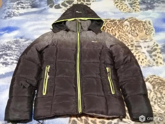 Продается зимняя куртка. Фото 1.