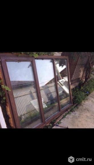 Окна пластик,дуб,двери,балконные блоки.... Фото 3.