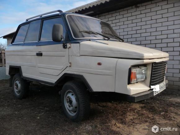 ЛуАЗ 969М - 1978 г. в.. Фото 1.