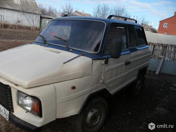 ЛуАЗ 969М - 1978 г. в.. Фото 8.
