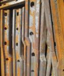 ВЛАДГЭК-Накладка на рельсы Р43, Р50 переходная на складе