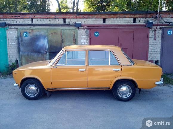 ВАЗ (Lada) 2101 - 1977 г. в.. Фото 1.