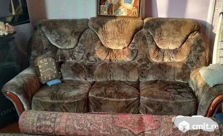 Диван кровать новый шикарный заводское качество а не собирали в гараже.. Фото 1.