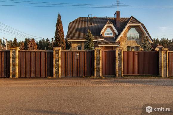 Продается: дом 245 м2 на участке 13 сот.. Фото 1.