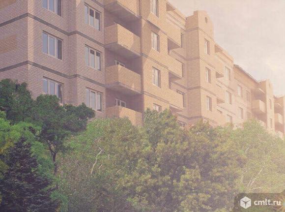 3-комнатная квартира 77,52 кв.м. Фото 2.