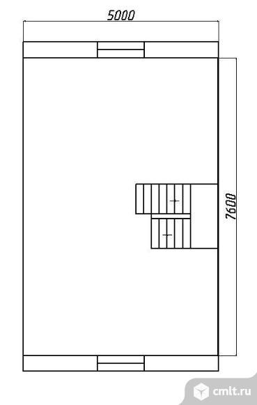 Дом 93 кв.м. Фото 9.