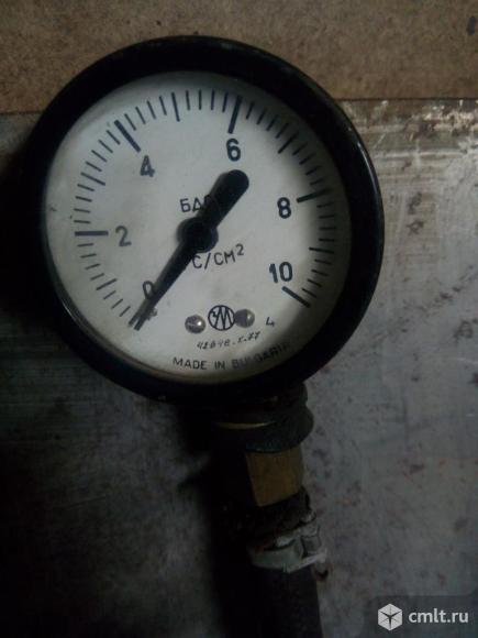 Измеритель давления масла. Фото 8.