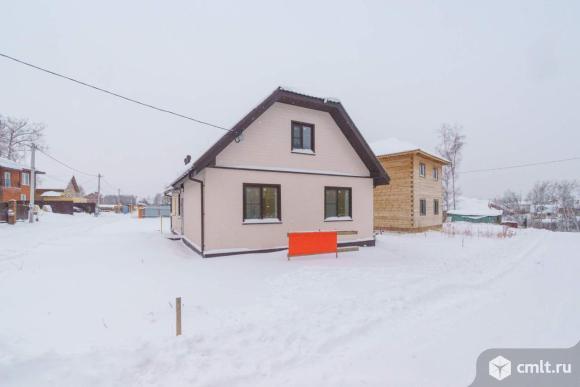 Продается: дом 83 м2 на участке 5.5 сот.. Фото 1.