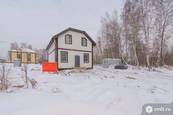 Продается: дом 116 м2 на участке 7.3 сот.. Фото 1.
