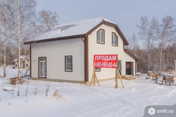 Продается: дом 170 м2 на участке 7 сот.. Фото 1.