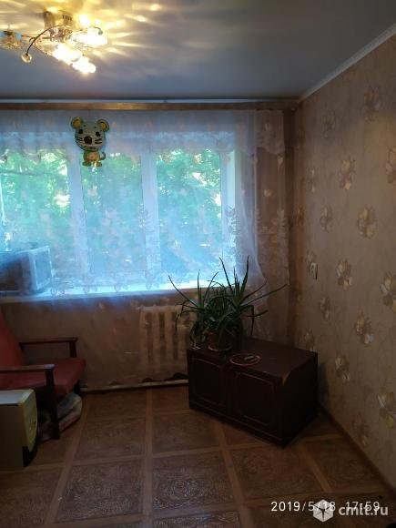 Две комнаты 35 кв.м. Фото 1.