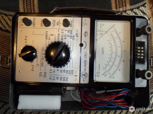 Тестер Ц-4341. Фото 1.