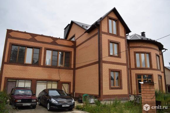 Продается: дом 597.4 м2 на участке 7 сот.. Фото 1.