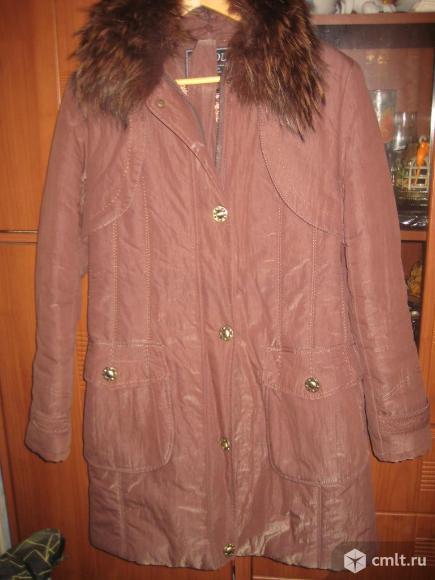 Куртка, пуховик. Фото 1.