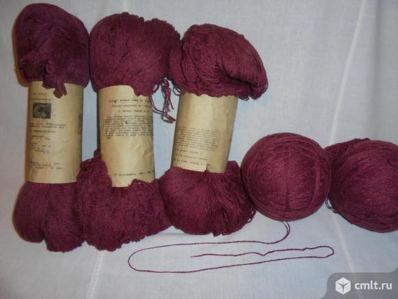 Пряжа для вязания. Фото 1.