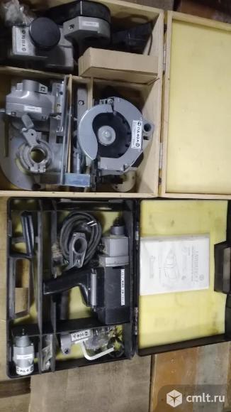 Набор электроинструмента Универсальный УН-17А и УН-20. Фото 1.