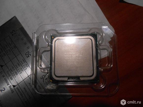 Процессор Intel Core 2 Duo E6420 сокет 775. Фото 1.