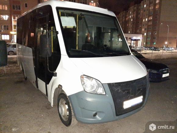 Микроавтобус ГАЗ Газель Next - 2015 г. в.. Фото 1.