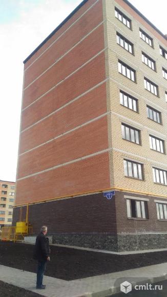 1-комнатная квартира 38,03 кв.м. Фото 7.