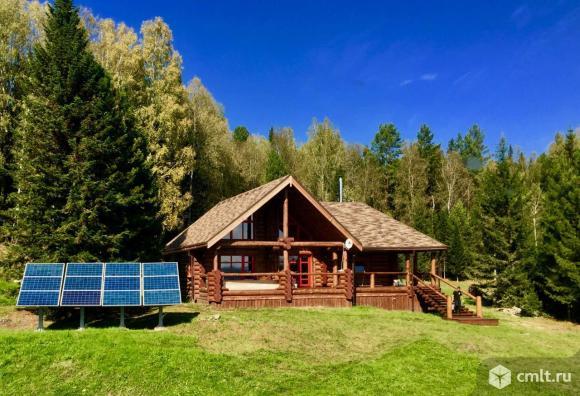 Продается: дом 230 м2 на участке 100 сот.. Фото 1.
