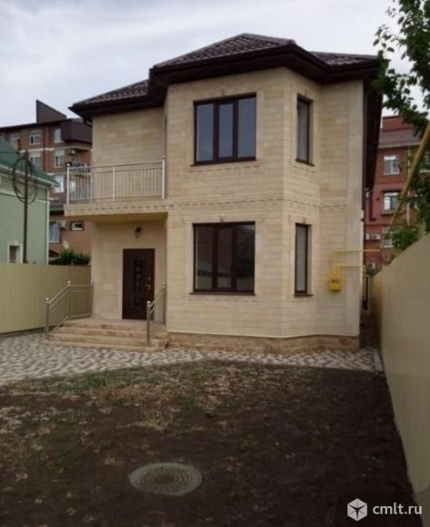 Продается: дом 152 м2 на участке 5 сот.. Фото 1.