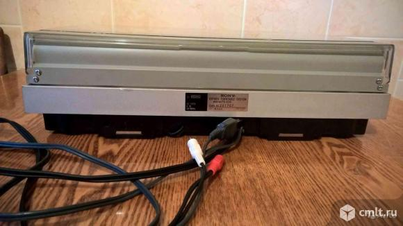 Проигрыватель Sony PS - 434 Quartz. Фото 7.