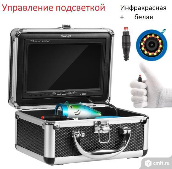 Камера ИК + белая подсветка. Фото 1.