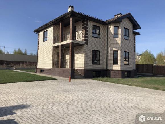 Продается: дом 230 м2 на участке 15 сот.. Фото 1.