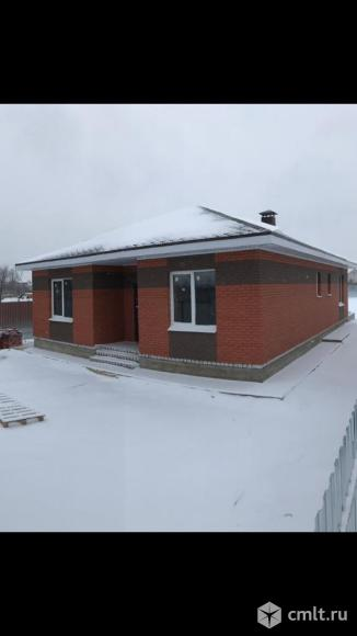 П.Отрадное, дом 140м кирпич. Фото 1.