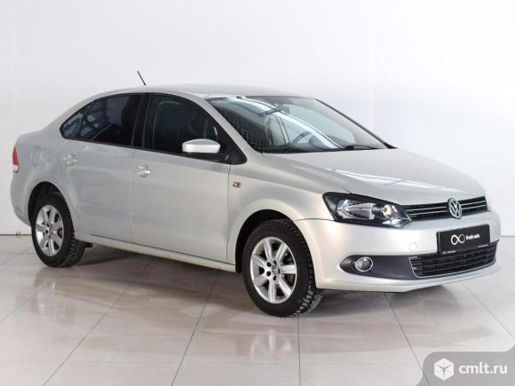 Volkswagen Polo - 2014 г. в.. Фото 1.