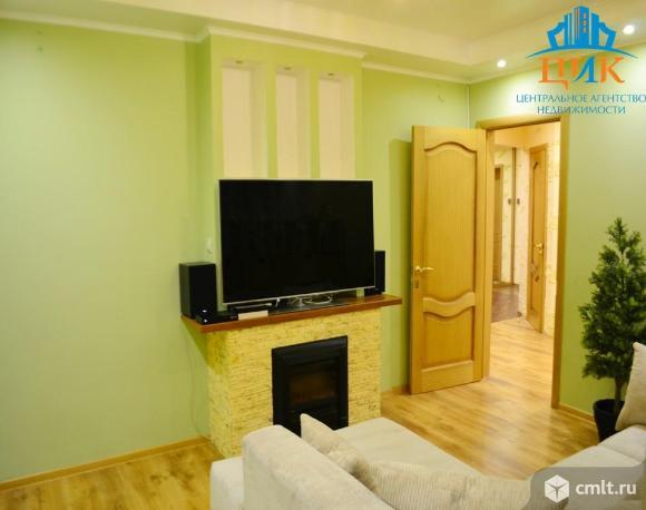3-комнатная квартира 98,6 кв.м. Фото 1.