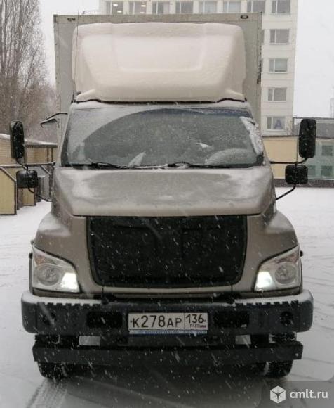 Термобудка ГАЗ ГАЗон NEXT - 2016 г. в.. Фото 1.