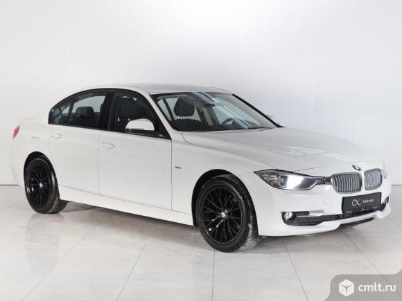 BMW 3 серия - 2013 г. в.. Фото 1.