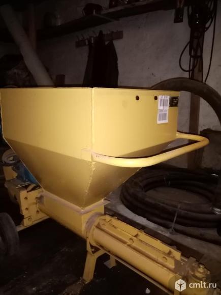 Шпаклевочный агрегат. Фото 1.