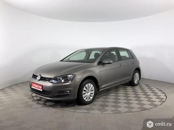 Volkswagen Golf - 2013 г. в.. Фото 1.