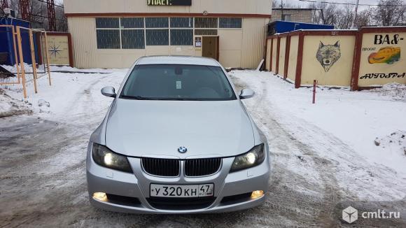 BMW-320 2007 г. в., кузов E90, 2.0, 150 л. с., 183000 км. Фото 1.