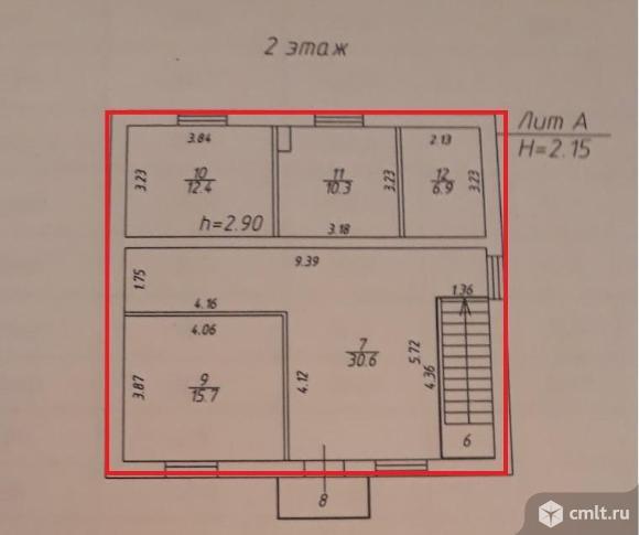 Дом 163,2 кв.м. Фото 13.