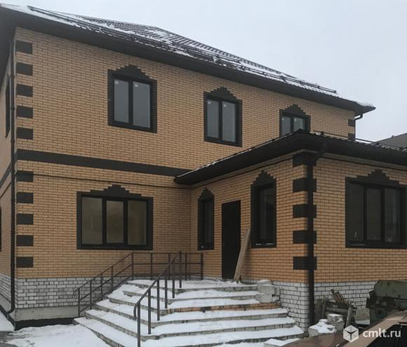Дом 370 кв.м. Фото 1.