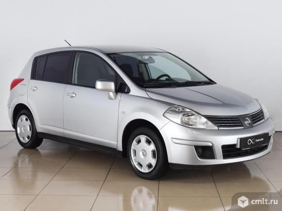 Nissan Tiida - 2007 г. в.. Фото 1.