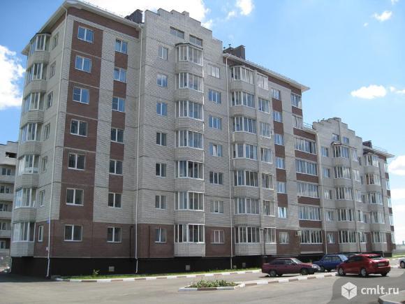 2-комнатная квартира 63,37 кв.м. Фото 1.