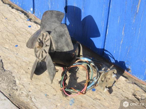 Вентилятор. Фото 4.