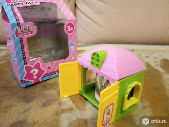 Новые игрушки LOL. Фото 5.