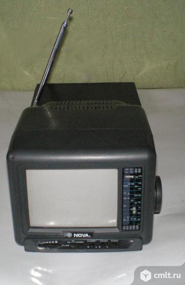 Телевизор кинескопный цв. NOVA NTV-2005MK. Фото 1.