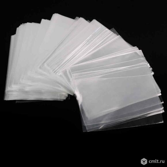 Пакеты полиэтиленовые для упаковки пищевой продукции. Фото 1.