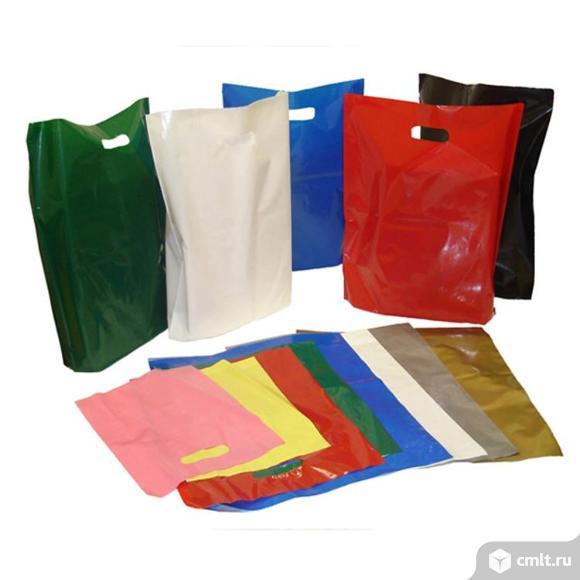 Пакеты полиэтиленовые для упаковки пищевой продукции. Фото 2.