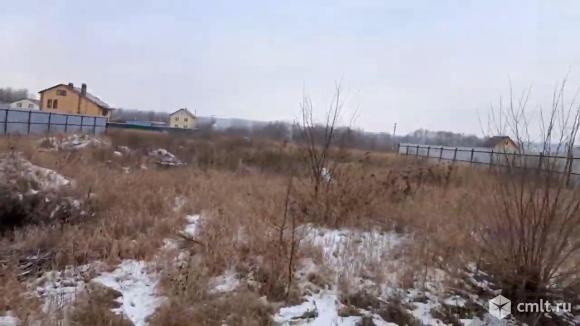 Участок под строительство в д.Медовке. Фото 1.