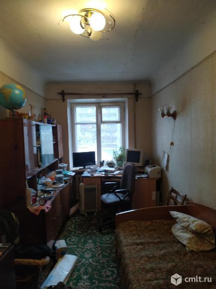 3-комнатная квартира 56 кв.м. Фото 1.