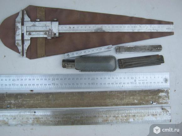 Измерительный инструмент.. Фото 1.
